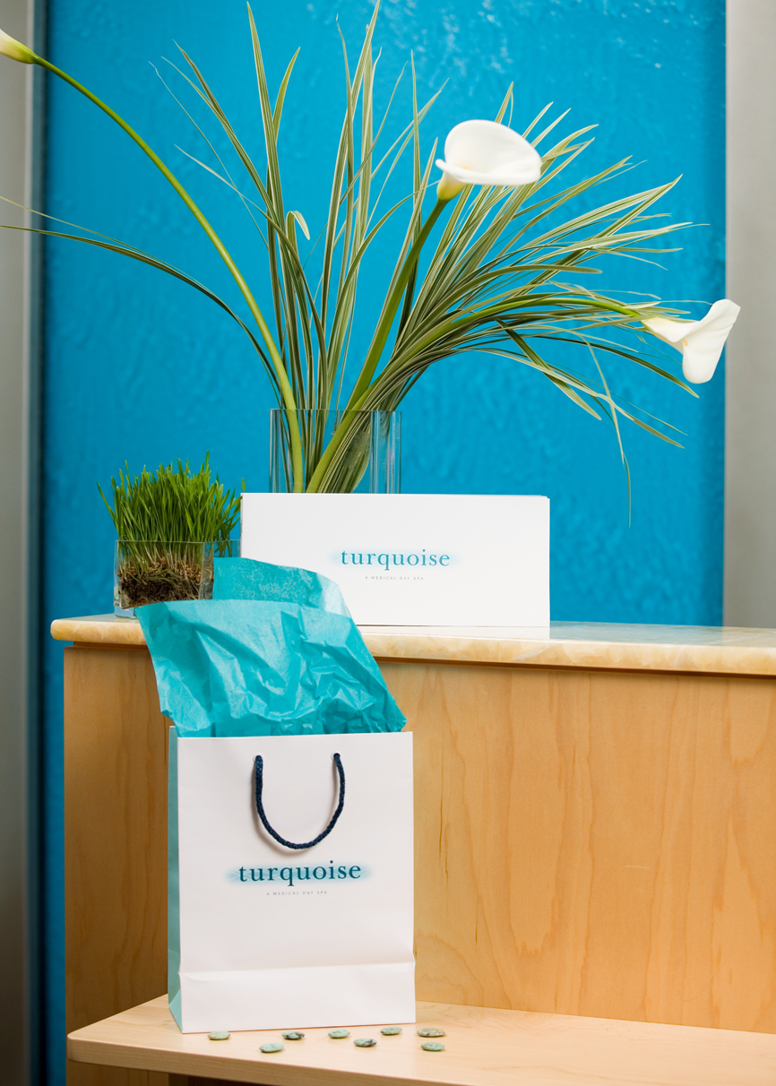 Turquoise-Flower and Gift Bag.jpg