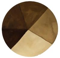 Coffee Color Wheel