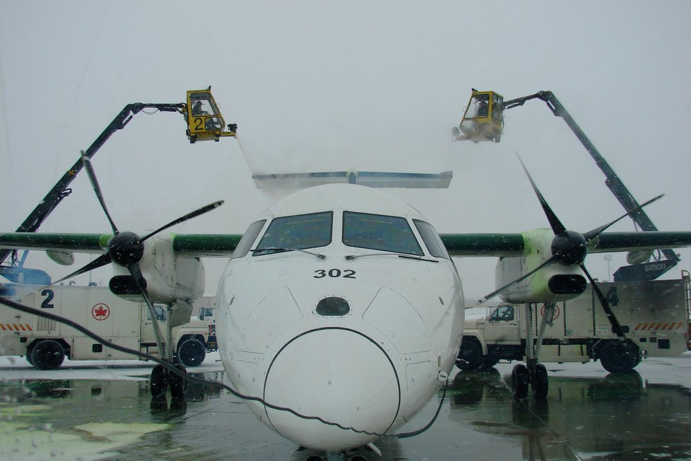 Learn about deicing...