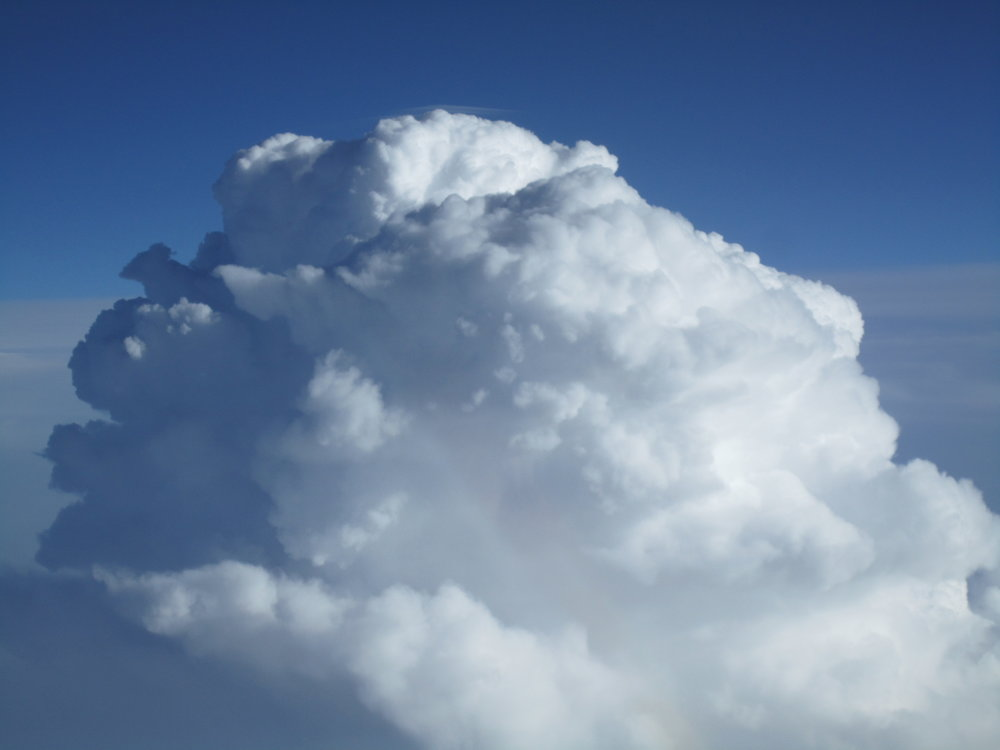 "Learn about ""cloud 9"" i.e thunderstorms..."