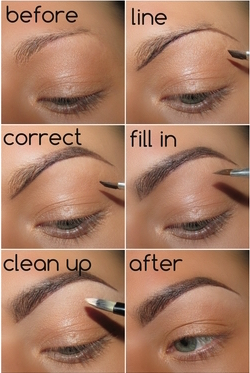 filling-in-sparse-eyebrows-using-the-brow-kit-and-eye-base