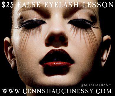 $25 lash lesson may 2015