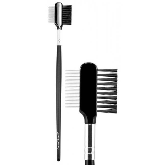 muah makeup and hair steel eyelash comb