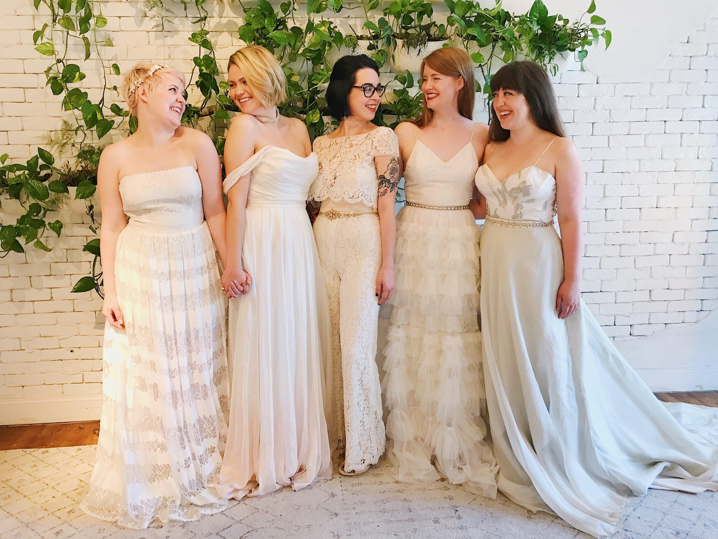 Schone Bride Annual Summer Sample Sale
