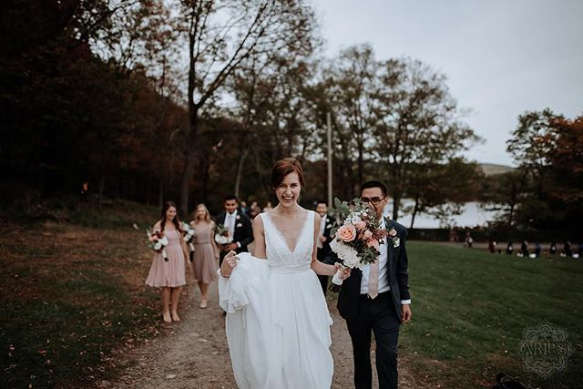 #realschonebride Kacie and her husband Josh Kacie thank you so much for choosing Schone Bride, you look like a dream in your @truvellebridal gown