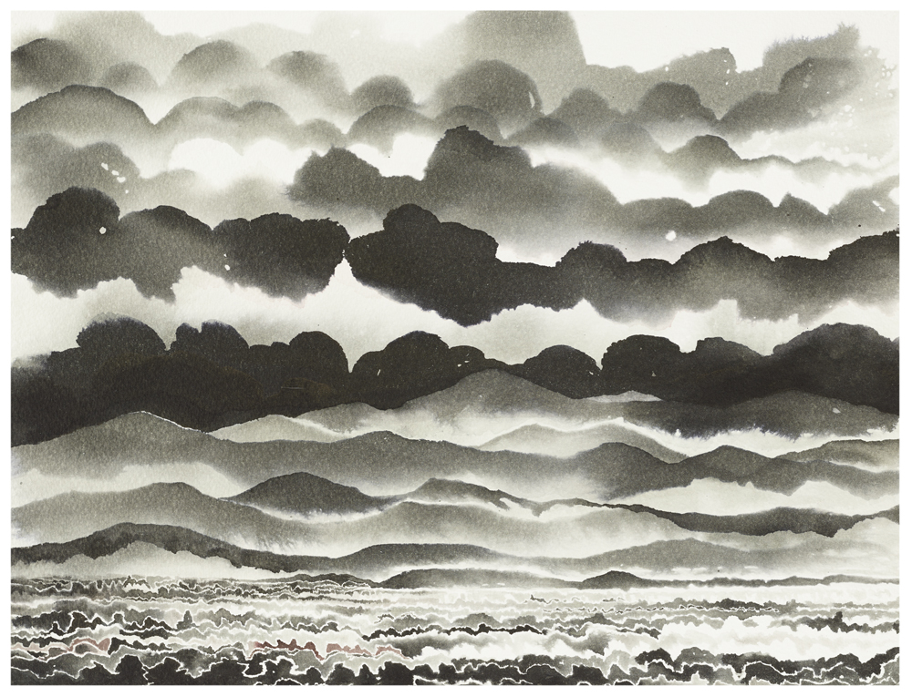 Layers (2) : Dark clouds