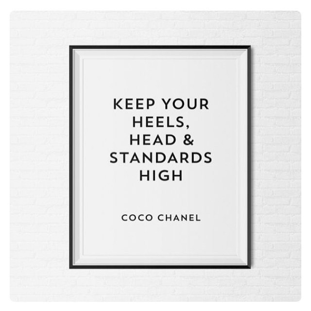 Monday mantra! 👠