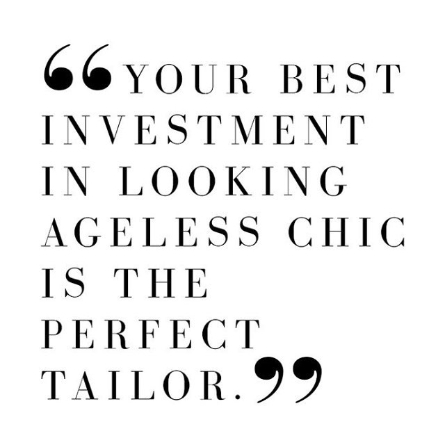 Get the perfect tailor, have your dress custom made.✨