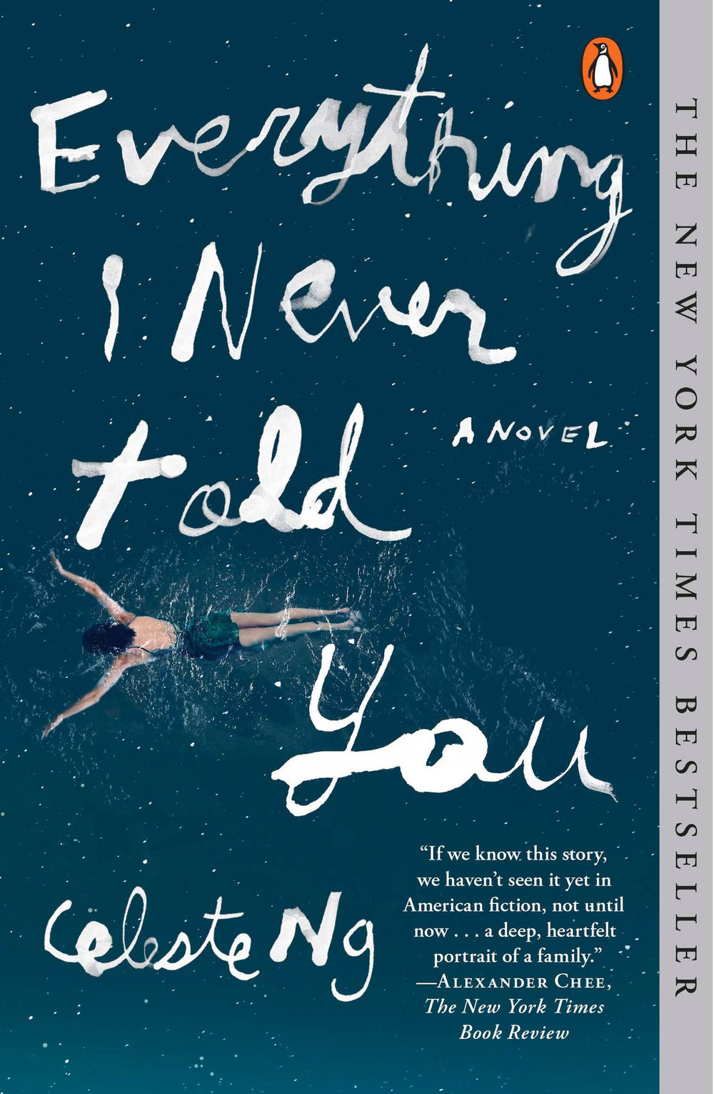How To Review Book You Havent Read >> About Everything I Never Told You Nea Big Read