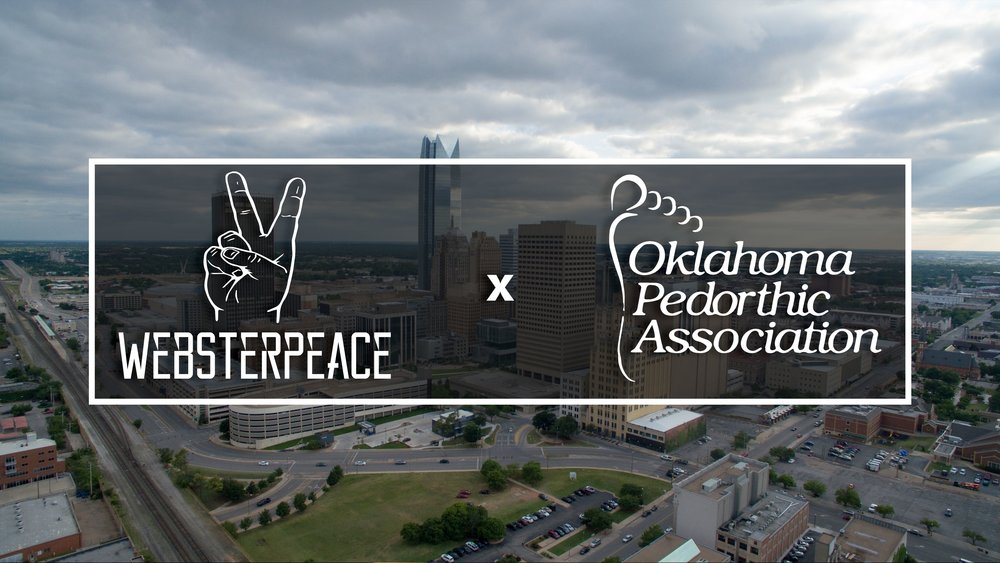 An aerial shot of Oklahoma City. For all your aerial photography needs, hit up our friends at  DRONEBOIS !