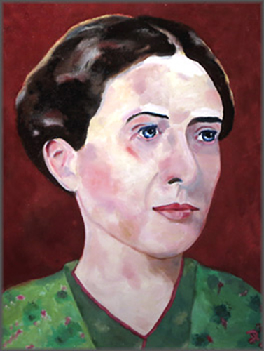 HARRIET MONROE -- PETER HAGERTY ART.jpg