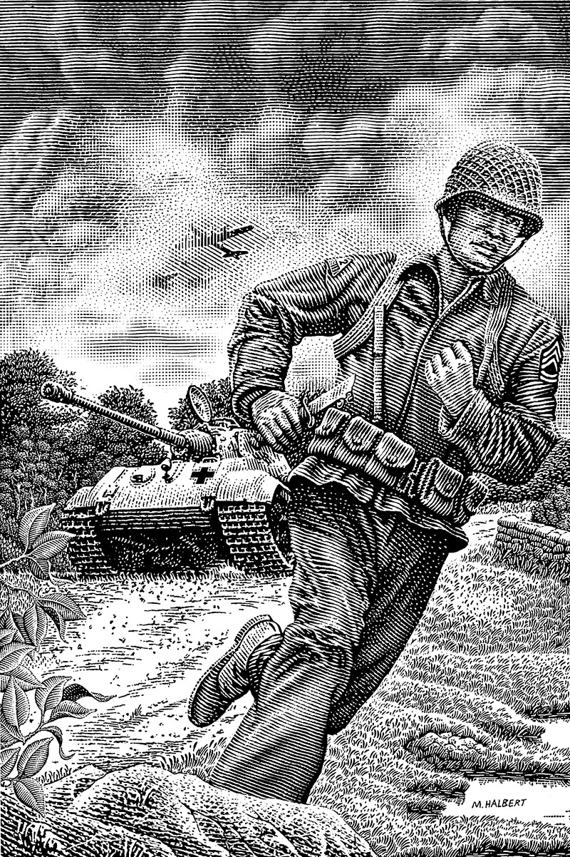 """battle of the bulge interactive essay Return to the wwii interactive: examine the photo essay on the right entitled """"the battle of normandy"""" the battle of the bulge."""