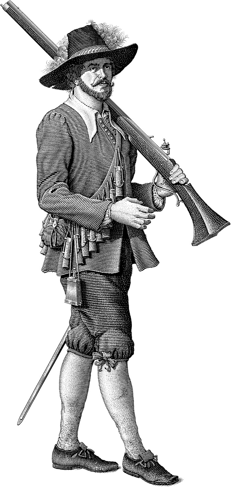 Dutch Colonial Soldier
