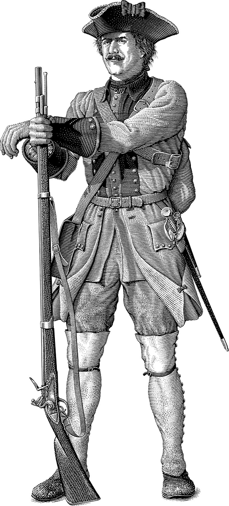 French Colonial Soldier