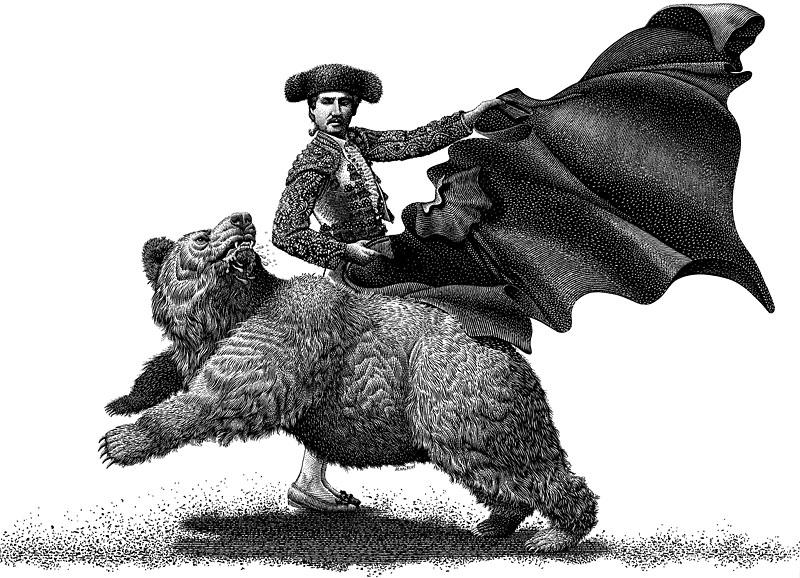 Matador and Bear—Fighting A Bear Stock Market