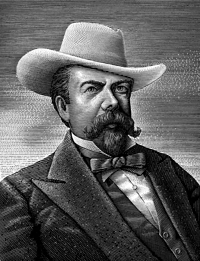 Portrait of Jack Daniels