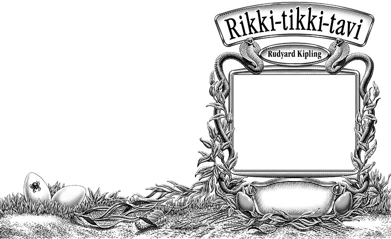 Rikki-tikki-tavi A Story About A Mongoose And A Cobra