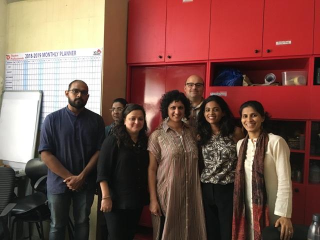 Staff of Drama School Mumbai