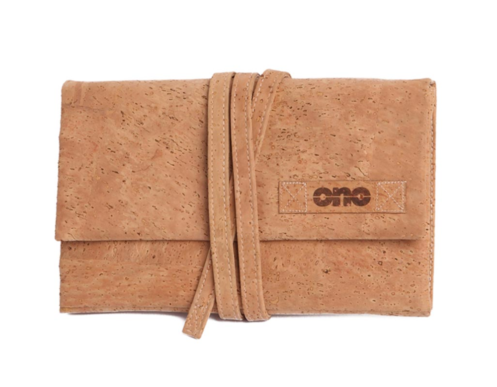 These striking wallets are made from natural materials such as cork, bamboo and organic cotton, and are died using plant-based dye (making them fully biodegradable). Each bag is hand crafted by balinese artisans,  in fair working conditions; helping to generate income & cooperative thinking in local communities. Find them   here  .