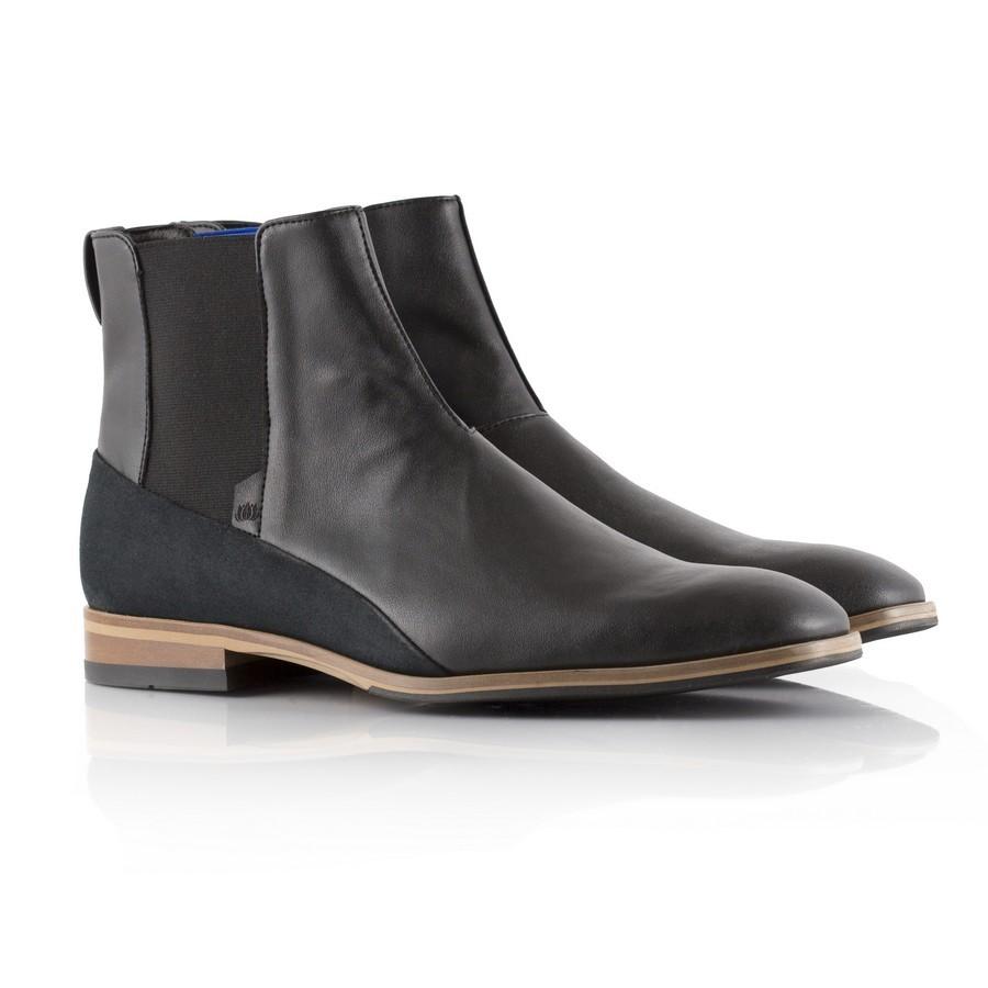 Bourgeois Boheme Vegan Boot in Black