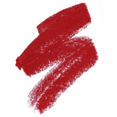 adorn cosmetics deep red vegan lipstick