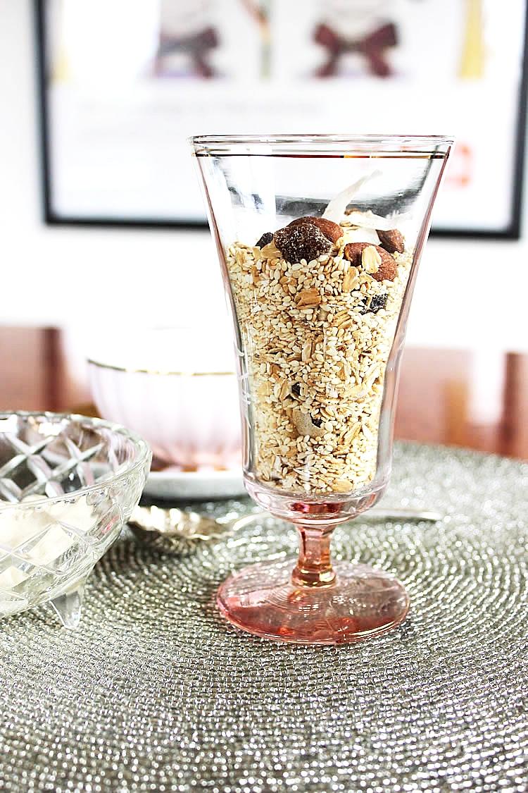 sesame seed granola recipe