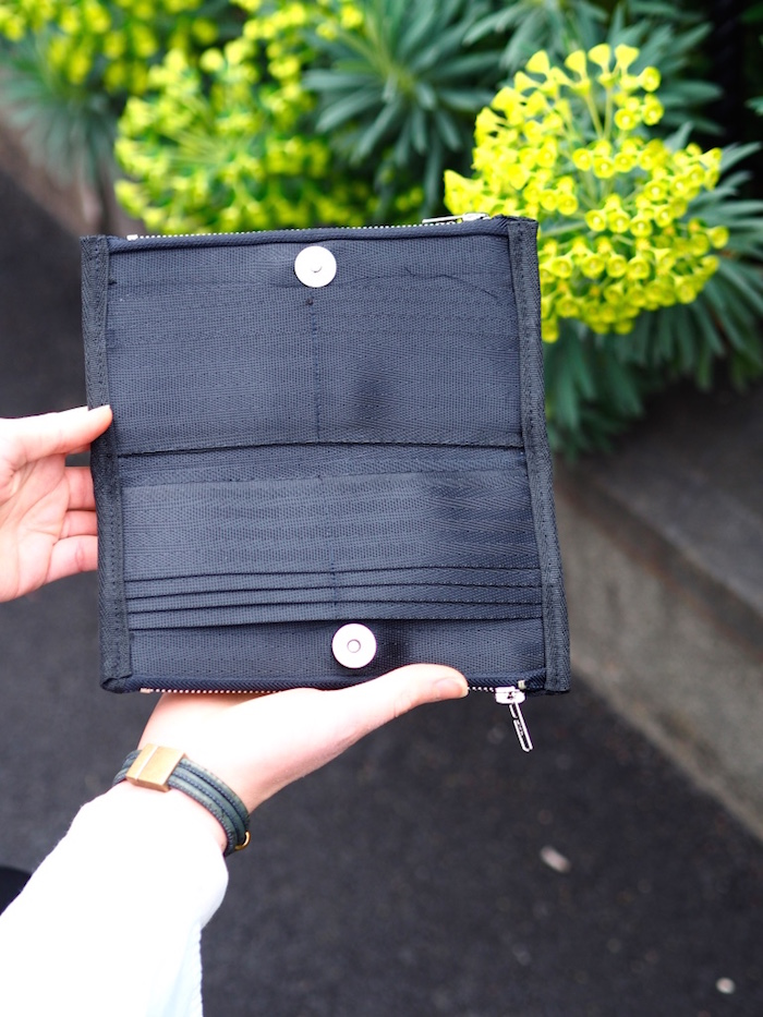 Zippered Women's Wallet