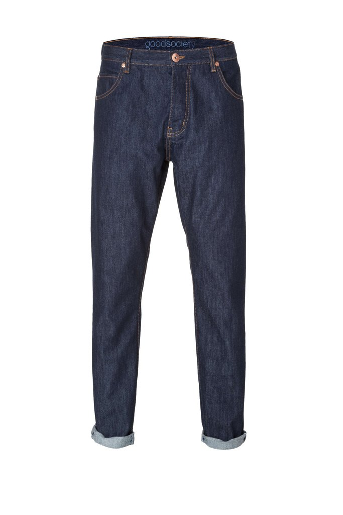 MESOMORPH : tapered jeans from Good Society