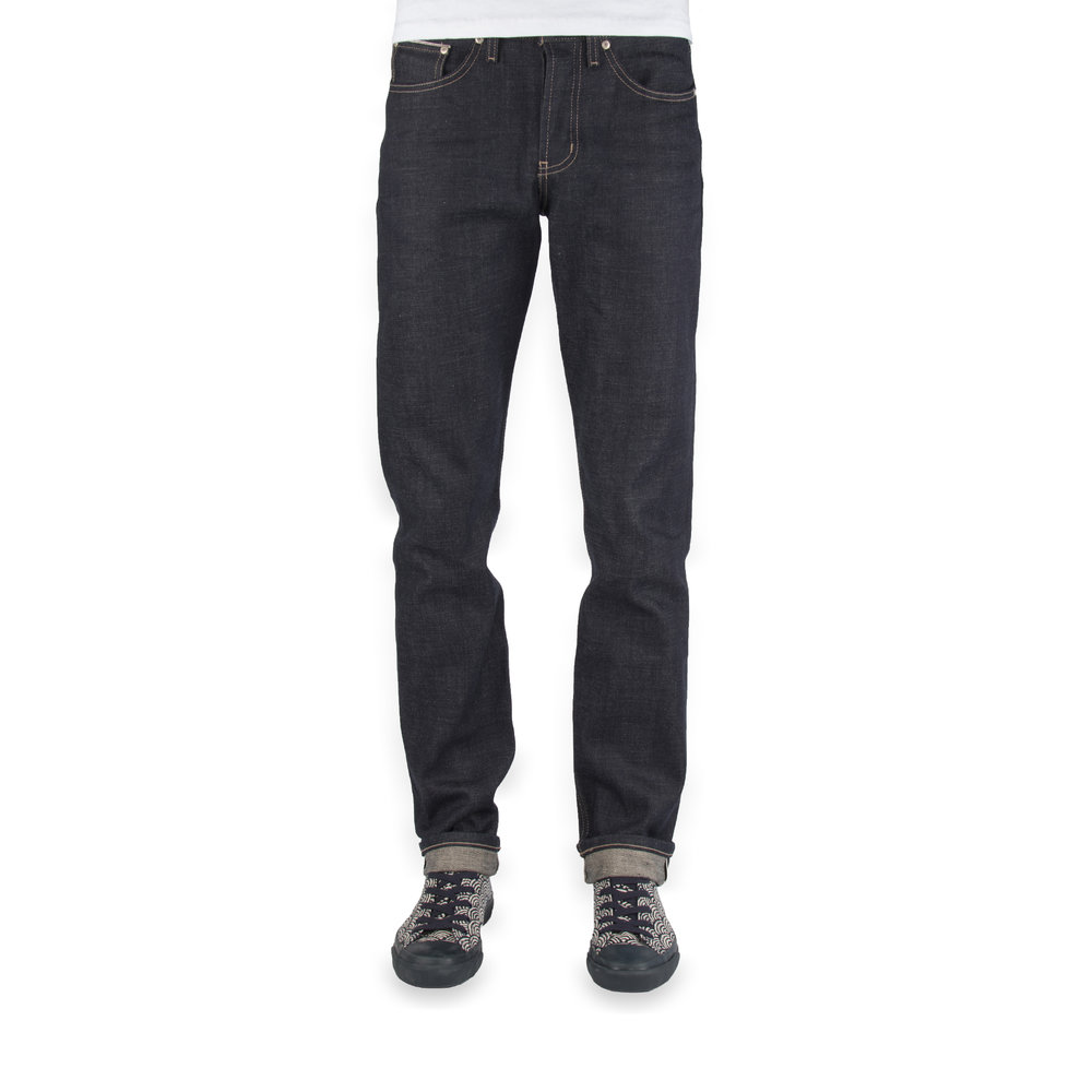 SLIM ENDOMORPH: Weird Guy jeans by Naked & Famous