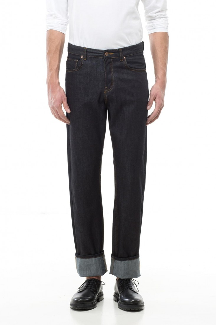 ECTOMORPH: Ed jeans by Dr Denim