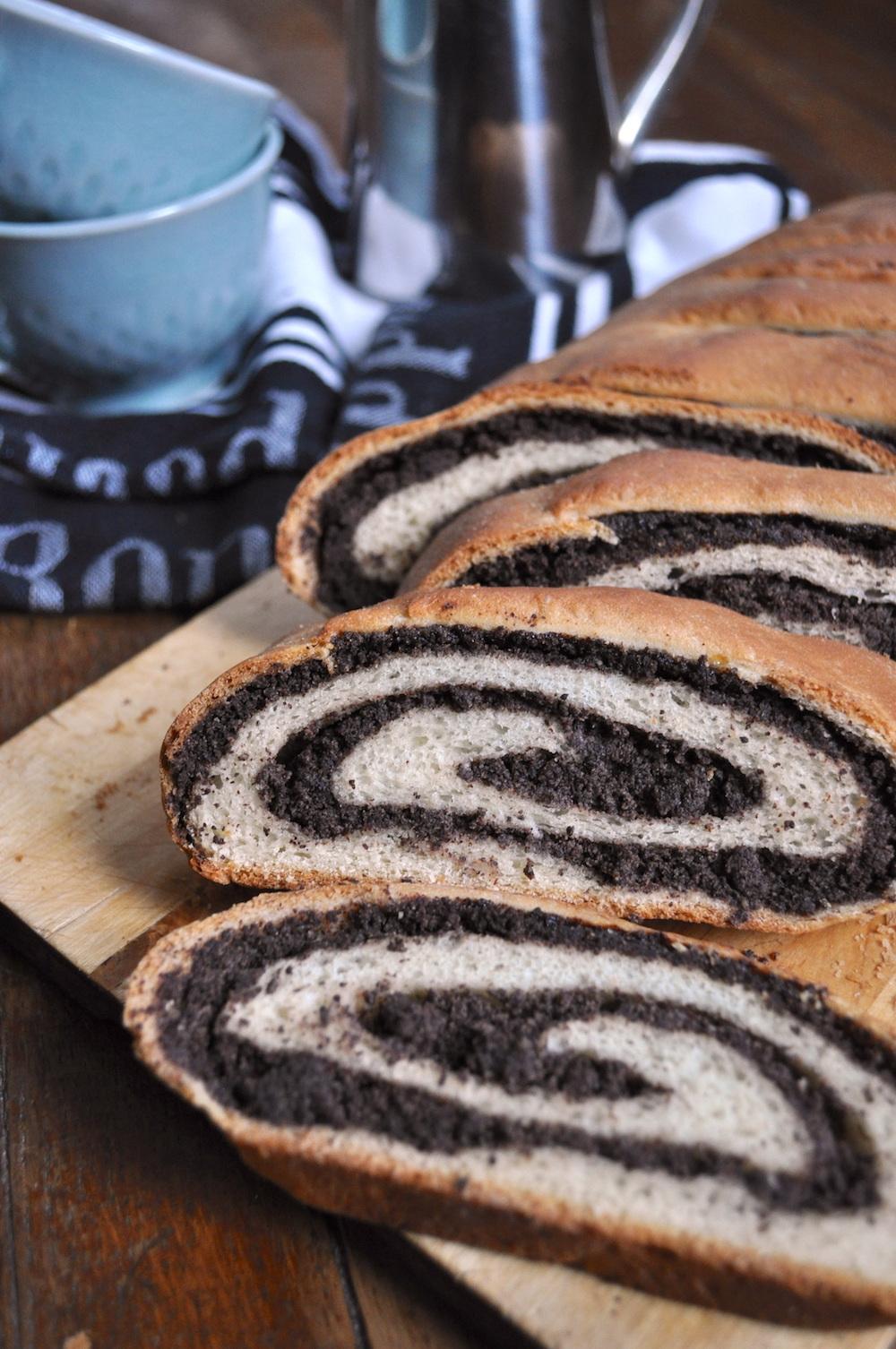6: Poppy Seed Swirl Bread - Hell Yeah It's Vegan