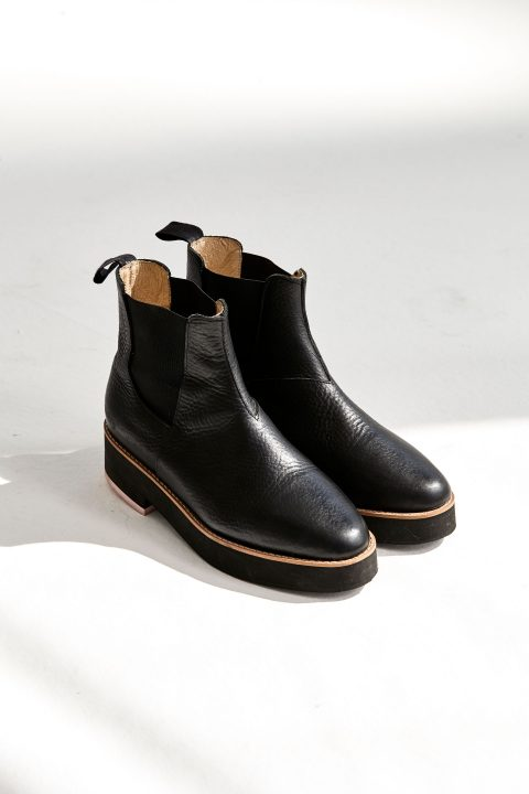 Vegan Riding Boots by Kuwaii (made in Melbourne).