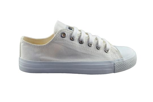 Fairtrade vegan sneakers made from eco, sustainable and biodegradable materials. From Australian ethical shoes brand Etiko.