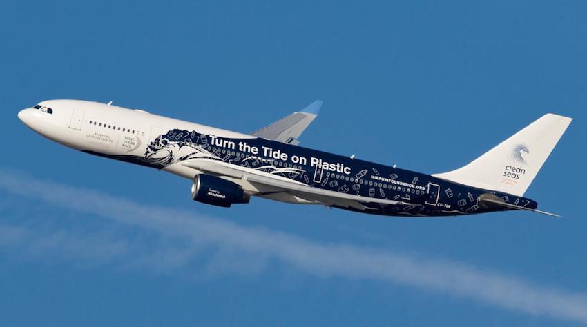 plastic-free-plane-flight-Hi Fly Portugal to Brazil.jpg