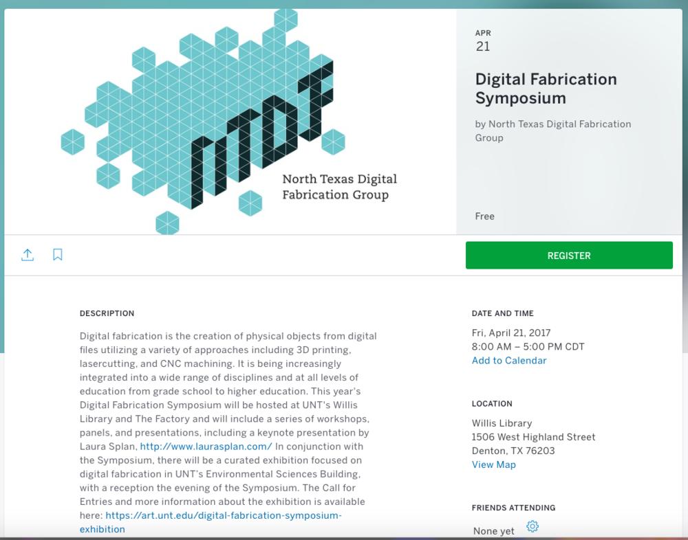 NTDF symposium