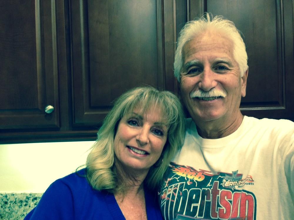 Rachel and John Sparks