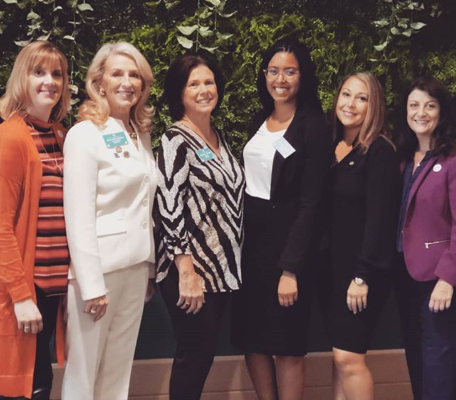 Presenting the women who led the California Association of Realtors 2018 Federal and Legislative Committees. Learned so much about leadership, teamwork, real estate policy and CAR while working with these brilliant women. Grateful to all of them and CAR for an unforgettable year.