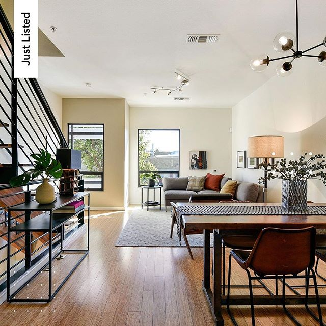 Our first listing of the year is this serene, yet modern, West Oakland townhome. We will be open this Saturday and Sunday from 2-4:30pm. Visit 1309woodstreet.com for more details. . . . #westoaklandrealestate #oaklandrealestate #oaklandcondo #oaklandtownhome #oaklandrealtor #realestate #realtor #forsale #justlisted #newhome #listing #Compass #photooftheday #instagood  #househunting #homesale #homeforsale #NAR #CAR #mortgage #creditreport #creditscore #TheWilderGroup #EastBay #Oakland