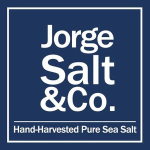 Jorge Salt & Co. Hand-Harvested Pure Sea Salt ™
