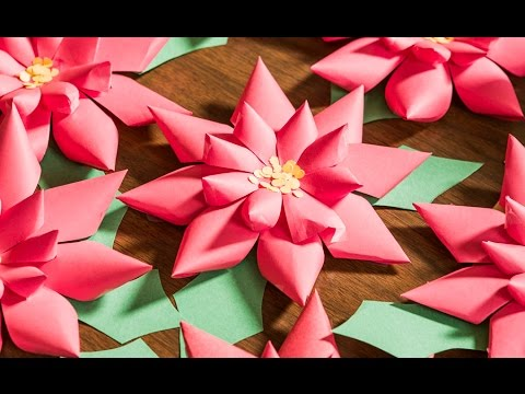 Exelent videos of how to make paper flowers gallery top wedding videos diana aydin mightylinksfo