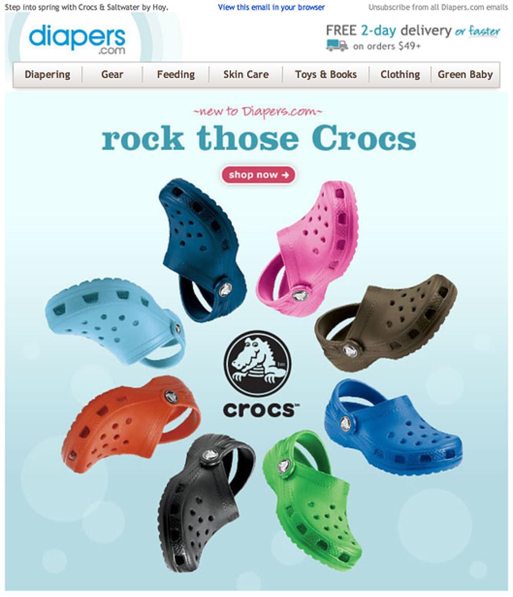 Email: Crocs