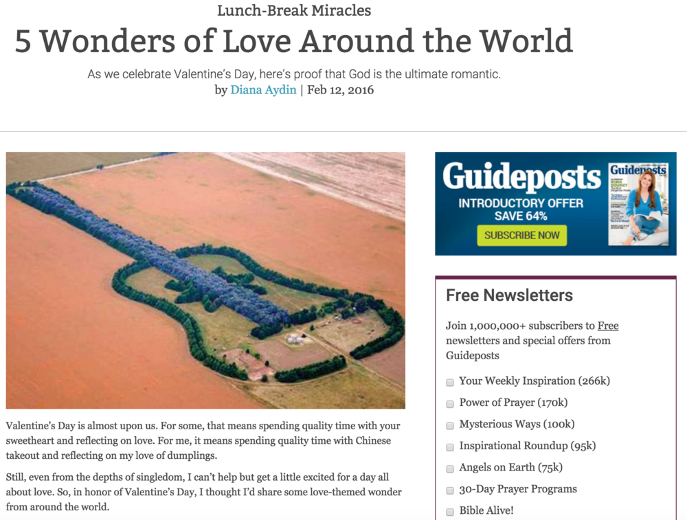 5 Wonders of Love Around the World