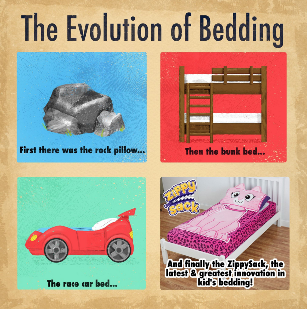 Facebook: Evolution of Bedding