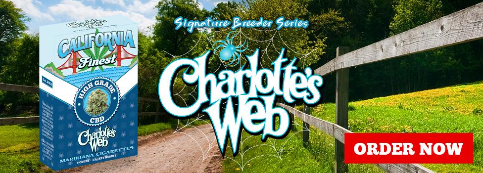 Charlottes Web Pre-rolls