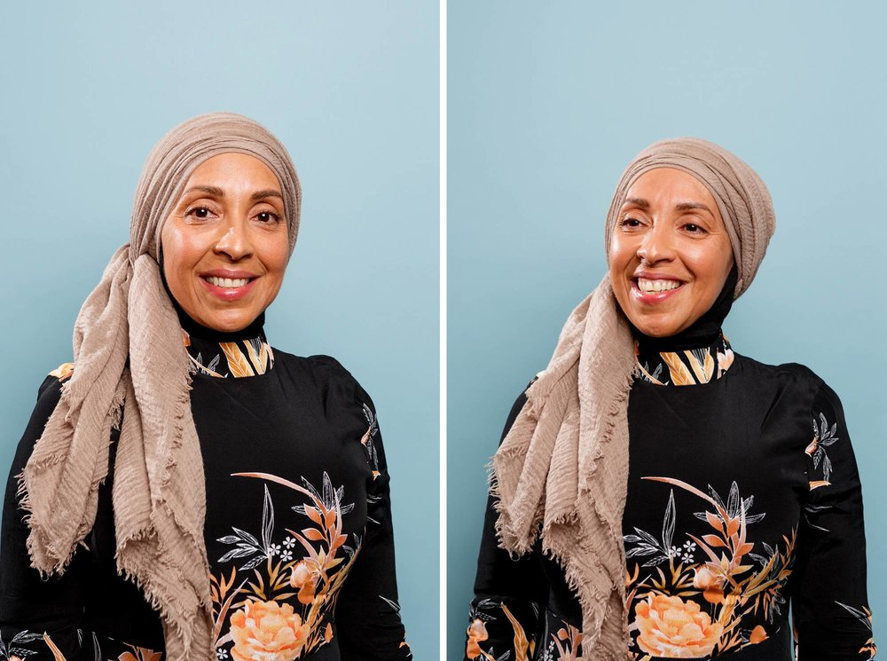 fitness expert Zainab Ismail