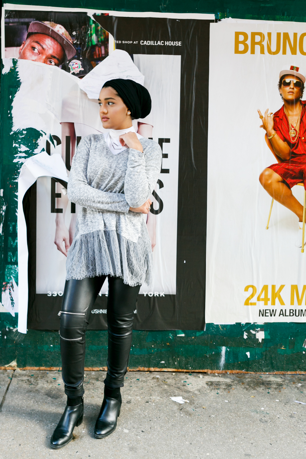 Street style | NYC modest fashion blogger