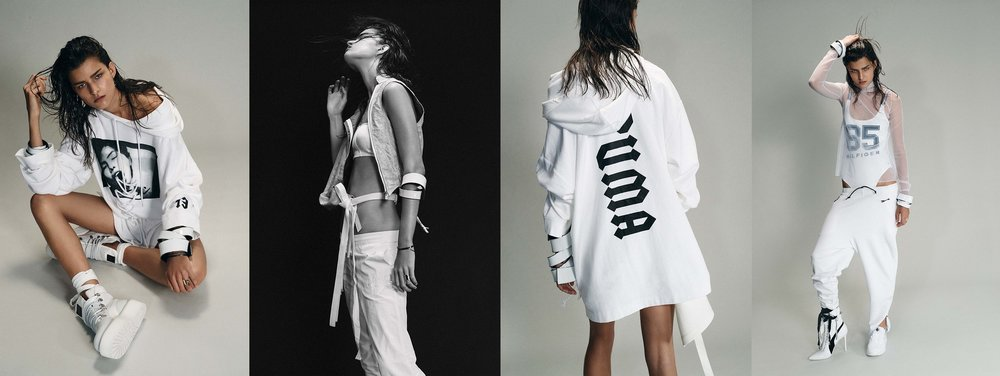 Triple White Campaign    STYLING  MARK VASSALLO  PHOTOGRAPHY  GEORGES ANTONI