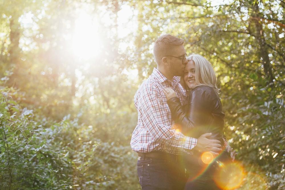 Megan and Chris: Engaged!