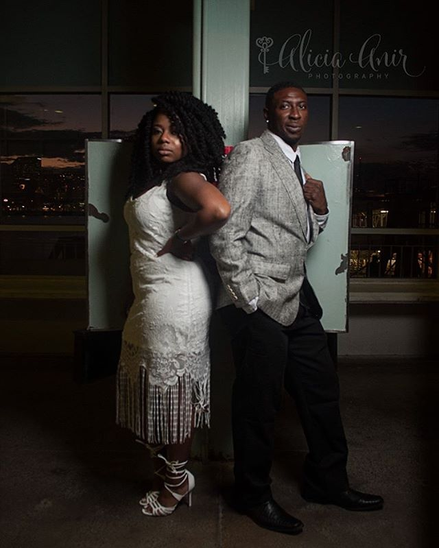 """So this is love . . ."" A New Orleans Inspired Engagement with @donp_radioshow  and @its_realgunkie  #aliciaanirphotography #houstonphotographer  www.aliciaanirphotography.com"