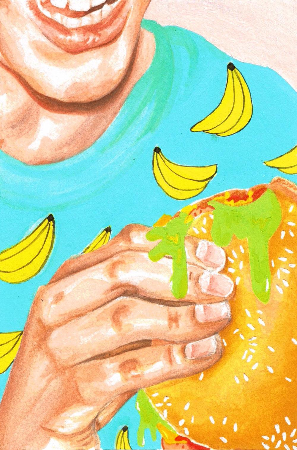 inkarrowsmag_kimwells_bananaburger.jpg